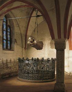 Ernst Barlach, Der Schwebende (Güstrow Cathedral) © Archiv Ernst Barlach Stiftung Güstrow (Foto: Uwe Seemann)