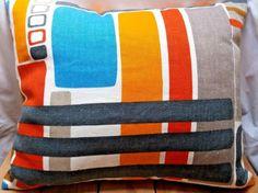 Ikea Vilmie Ruta Multi Color Pillow Home Decor Pillow X Pre Owned Ikea, Colorful Pillows, Decoration, Decorative Pillows, Art Deco, Throw Pillows, Home Decor, Style, Decor Pillows
