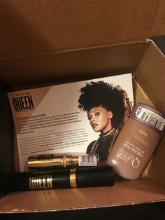 CoverGirl Queen collection VoxBox