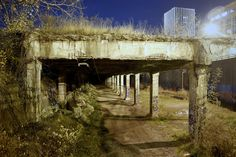 Deserted Places: The abandoned Rochester Subway of New York