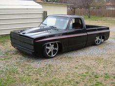 (7) American Squarebody Association 80s Chevy Truck, Chevy C10, Chevy Pickups, Lowrider Trucks, C10 Trucks, Hot Rod Trucks, Small Trucks, Mini Trucks, Classic Pickup Trucks