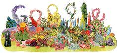 """Gertrude Jekyll, British horticulturist, is considered """"a premier influence in garden design."""