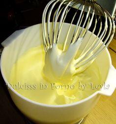 Rotolo di pan di spagna | ricetta base | Dulcisss in forno | Rolade |