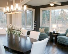 Sitting/Formal Dining Room Combo House Room, Living