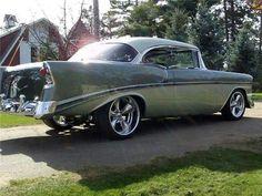 '56 Chevy Hardtop