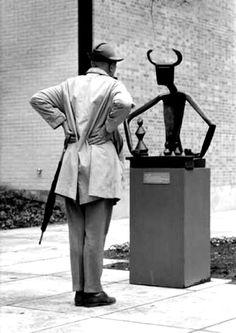 Ravageurs appreciate art. | Jacques Tati by Yale Joel