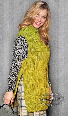 Knitting Patterns Free, Hand Knitting, Crochet Patterns, Filet Crochet, Knit Crochet, Pulls, Girls Dresses, Dresses With Sleeves, Clothes