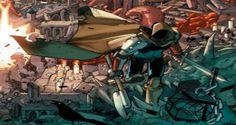 First Look: Valiant's Wrath of the Eternal Warrior