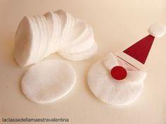Christmas garland with Santa Claus - Weihnachten Ideen - noel