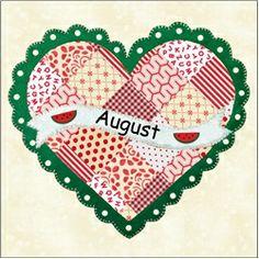 El de agosto!