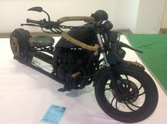Le Toro Yamaha 550 as seen at the Toronto Spring Motorcycle Show on March 16-17, 2013.