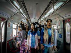 'A Cidade dos Rios Invisíveis' é encenada na Linha 12 da CPTM
