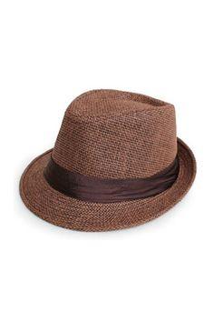 Plaited Strap Embellished Jazz Hat OASAP.com