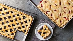 9 Slab Pies That'll Make You Wonder Why You Even Own a Pie Pan