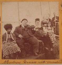 """1872 Stereoview Card Photo Of P.T. Barnum Sideshow """"Freaks"""". Maybe the Oldest Known Image Sold for $2,550"""