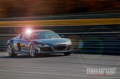 Audi R8 Getting Ready For Summer - Motor Car Digest
