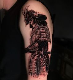 """Thore Sharpz on Instagram: """"•SAMURAI OF DEATH• ________________________ For info and appointments: •Direct •info.thoresharpz@gmail.com  —————————————— @eztattooing…"""" Skull, Tattoo Art, Appointments, Tattoos, Samurai, Death, Instagram, Tatuajes, Japanese Tattoos"""