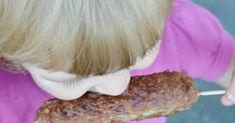 Grillowane Mięso Mielone na Patykach, danie z grilla, czas na grilla, grillowane mięso, potrawy z grilla, grill, mięso mielona, dania mięsne, grillowane mięso mielone - przepis, sprawdzone przepisy Grilling, Food And Drink, Beef, Foods, Drinks, Meat, Food Food, Drinking, Beverages