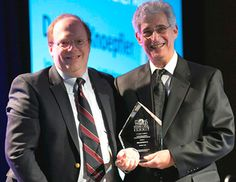 UC Davis' Paul Knoepfler receives National Advocacy Award at World Stem Cell Summit