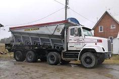Emergency Equipment, Dump Trucks, Heavy Equipment, Trailers, Stone, Vehicles, Dump Trailers, Rock, Hang Tags