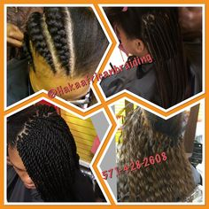Work in Progress at Haka African Braiding... Get any Twist, Braid or weave style done today AFTERNOON SPOTS AVAILABLE! 📞571-428-2608 #Africanbraids #Africantwists #Weavextensions #Cornrows #bestafricanhairbraidinginnorthernvirginia #hakaafricanbraiding #Manassasmall #Freewifi #Freewater