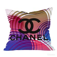 Chanel Abstrac vector Pillow Cases