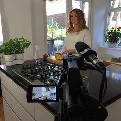 Behind the Scenes bij onze JustWater drinkfles shoot!
