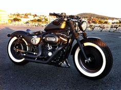 What I want my bike to look like