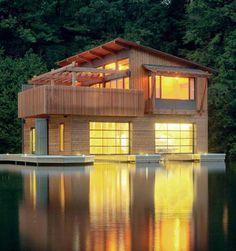 dream boathouse