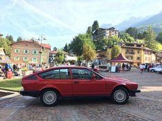 Alfa Gtv, Alfa Alfa, Alfa Romeo Gtv6, Alfa Romeo Cars, Classic Italian, Automobile, Garage, Museum, Fantasy