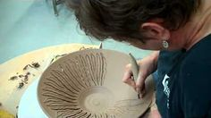 HAND BUILDING A FISH BOWL.wmv - YouTube