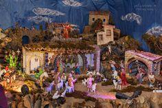 Nacimientos navideños de todo el mundo.