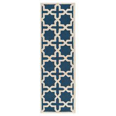 Safavieh Marnie Rug, Blue/Ivory