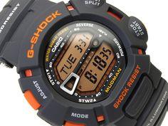 G-Shock / 2006 / Casio Watch Archive G Shock Watches, Casio G Shock, Sport Watches, Cool Watches, Watches For Men, Vostok Watch, Heart Shaped Necklace, Bike Chain, Black Leather Satchel