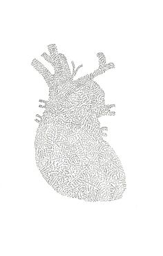 Heart by Couve Illustrations