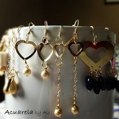 Christmas shine everywhere! Acuarela by Ale  http://www.etsy.com/shop/AcuarelaAccessories