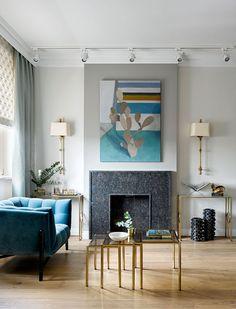 Изысканный подарок родителям: квартира в Москве   Пуфик - блог о дизайне интерьера