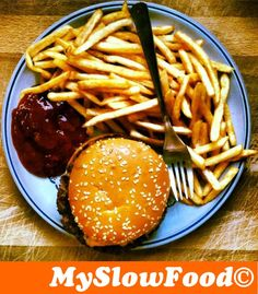 #MySlowFood because I eat it all slow!  What´s yours?