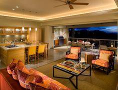 Exclusive Resorts Wailea, Great Room