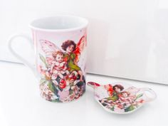 Flower Fairies Cup Mary Cicely Barker