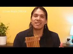 """Leo Rojas gives a brief introduction about his custom made flute, that he plays on the song """"nature spirits"""". Also Leo explains about how to combine differen. C Videos, Native American Music, Social Link, Nature Spirits, Spanish Language, Leo, German, Friday, Songs"""