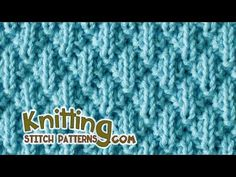 Seersucker Stitch - YouTube