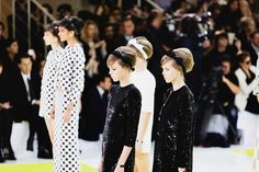 PARK & CUBE Louis Vuitton SS13 show at Paris Fashion Week