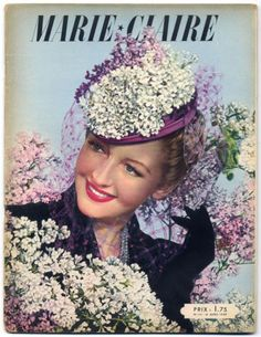 Marie Claire 1939 N°111