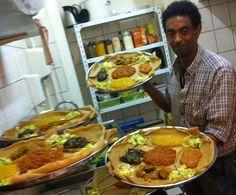 Nørrebro: Maed | Ethiopian restaurant in København, Griffenfeldsgade 7