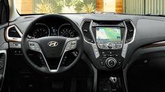 2013 Hyundai Santa Fe Sport Named to Ward's 10 Best Interiors Santa Fe Interiors, New Hyundai Santa Fe, Compare Cars, Sports Gallery, Sport 2, Fuel Economy, Hot Cars, Vroom Vroom, Cars