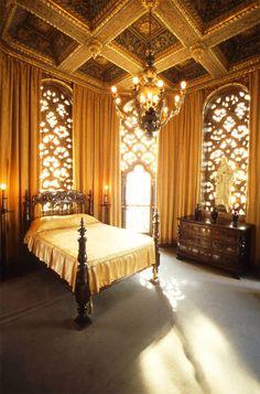 Celestial Suite, Hurst Castle