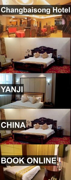 Changbaisong Hotel in Yanji, China. For more information, photos, reviews and best prices please follow the link. #China #Yanji #travel #vacation #hotel