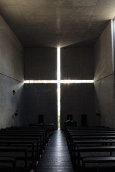 church of light, tadao ando, osaka
