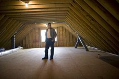 How To Convert An Attic Into A Bonus Room